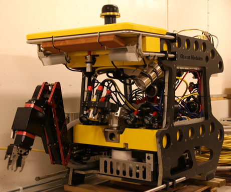 ROV Ocean Modules V8 Offshore