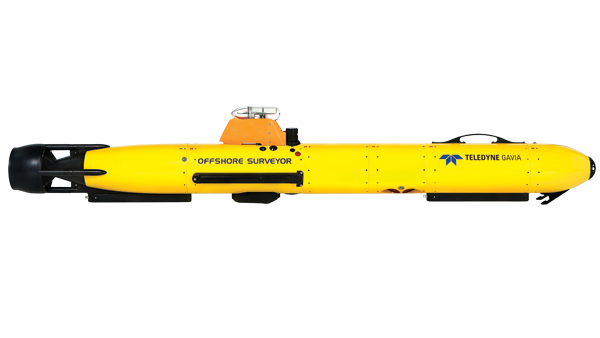 Autonomous Underwater Vehicle (AUV) - VLIZ