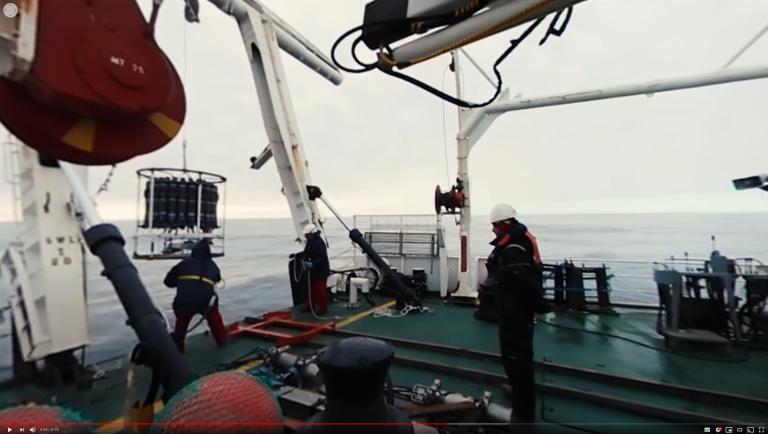 OGS Explora Antarctica Expedition