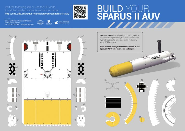 Build your own AUV!