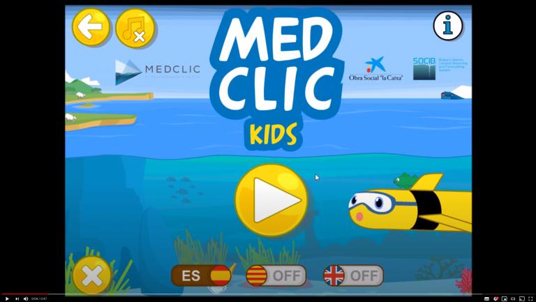 Interactive Games App