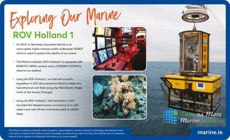 ROV Holland 1 Fact Sheet.