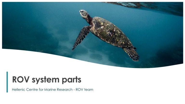 ROV System Parts