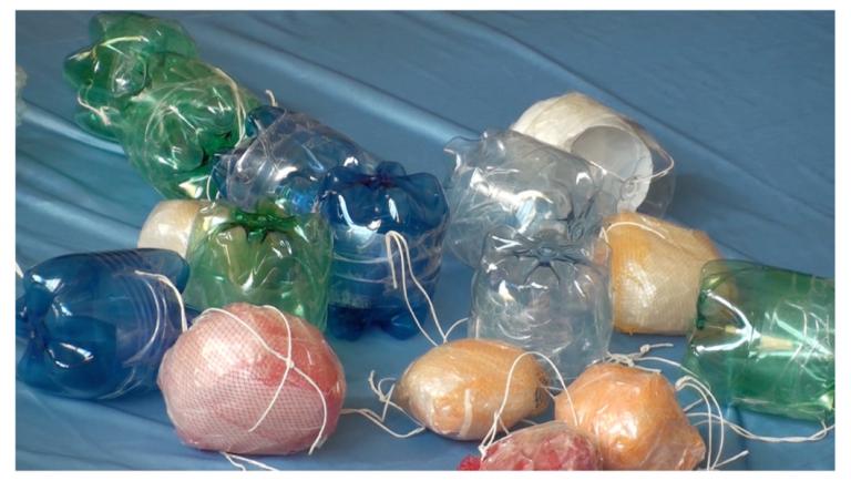 Microplastics: Going Fishing?