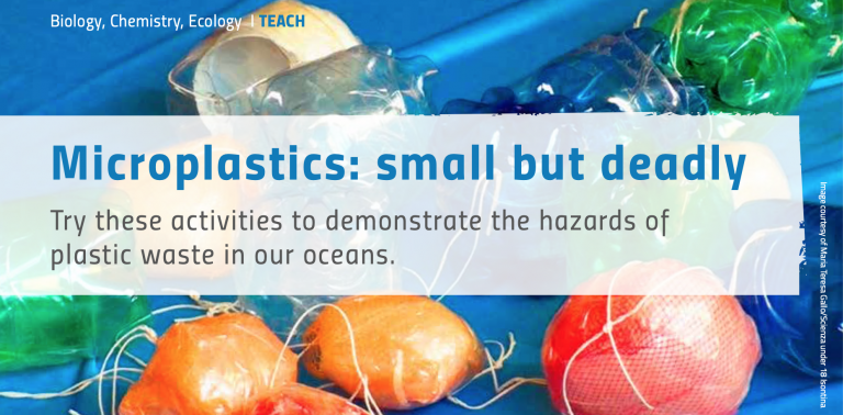 Microplastics: Small but Deadly