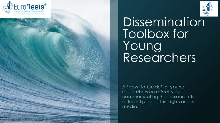 Dissemination Toolbox for Young Researchers