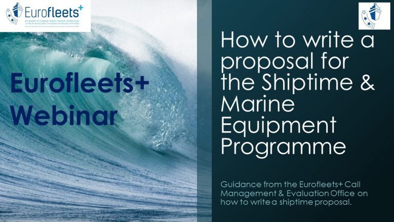 How to Write a Proposal for the SEA Programme